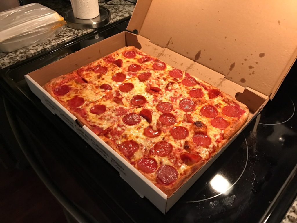 Clifton Park Pizza
